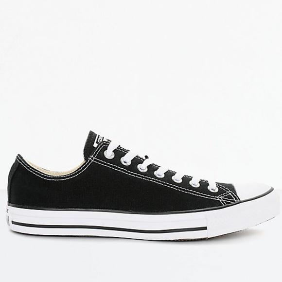 b975519db2fc Converse Chuck Taylor All Star Black   White Shoes